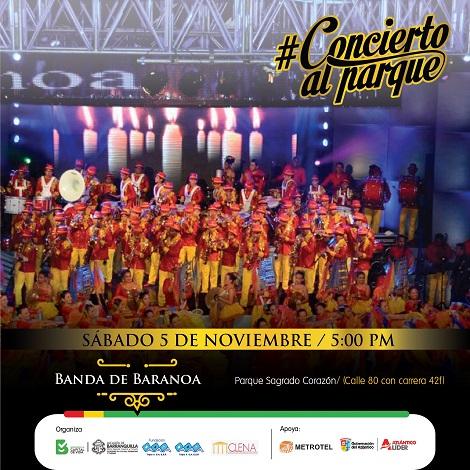 conciertobandabaranoa