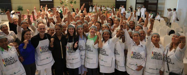 La cocina como vínculo incluyente Barranquilla