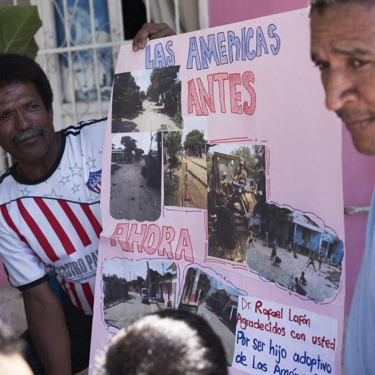 Testimonios Barrios a la Obra