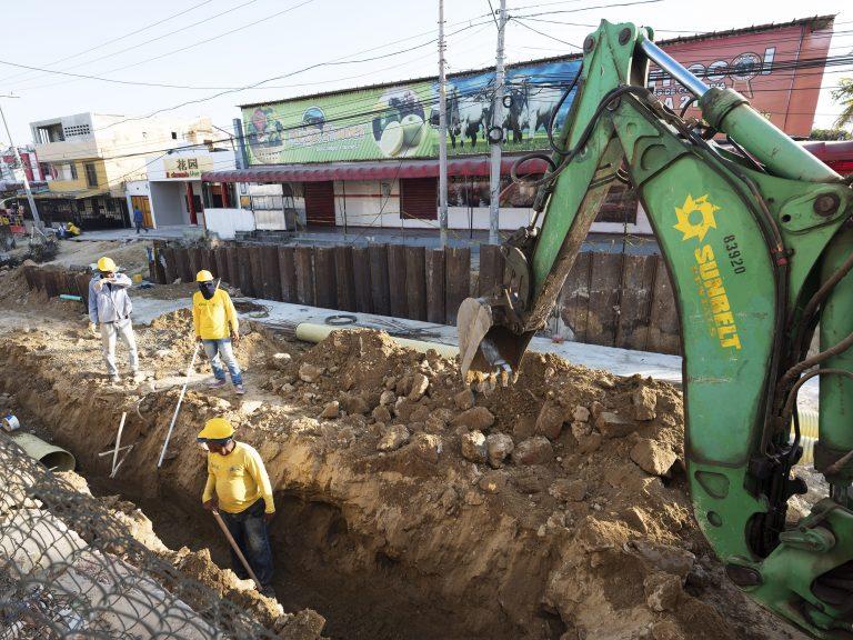 Proyecto de canalización arroyos