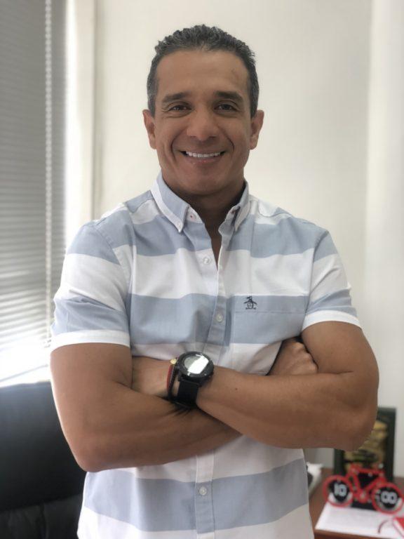 Henry Cáceres, secretario de Control Urbano y Espacio Público Barranquilla