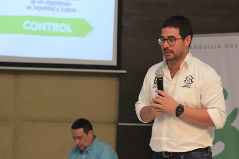 Clemente Fajardo - Secretario de Gobierno Barranquilla