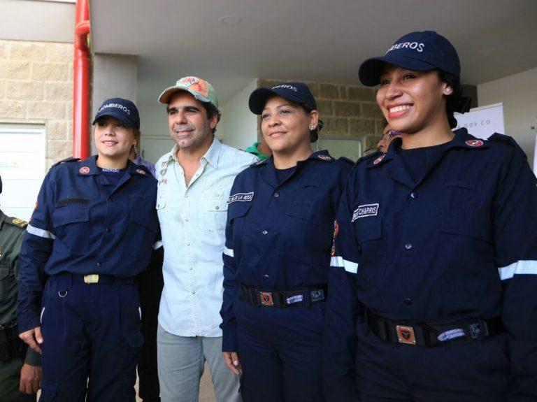 vMujeres de fuego Barranquilla