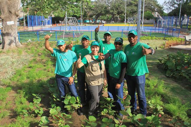 Guardaparques Barranquilla