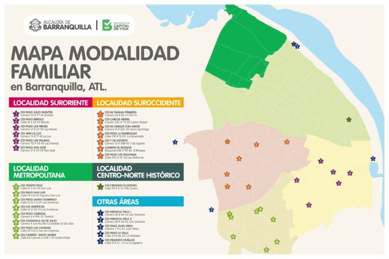 CDI Modalidad Familiar