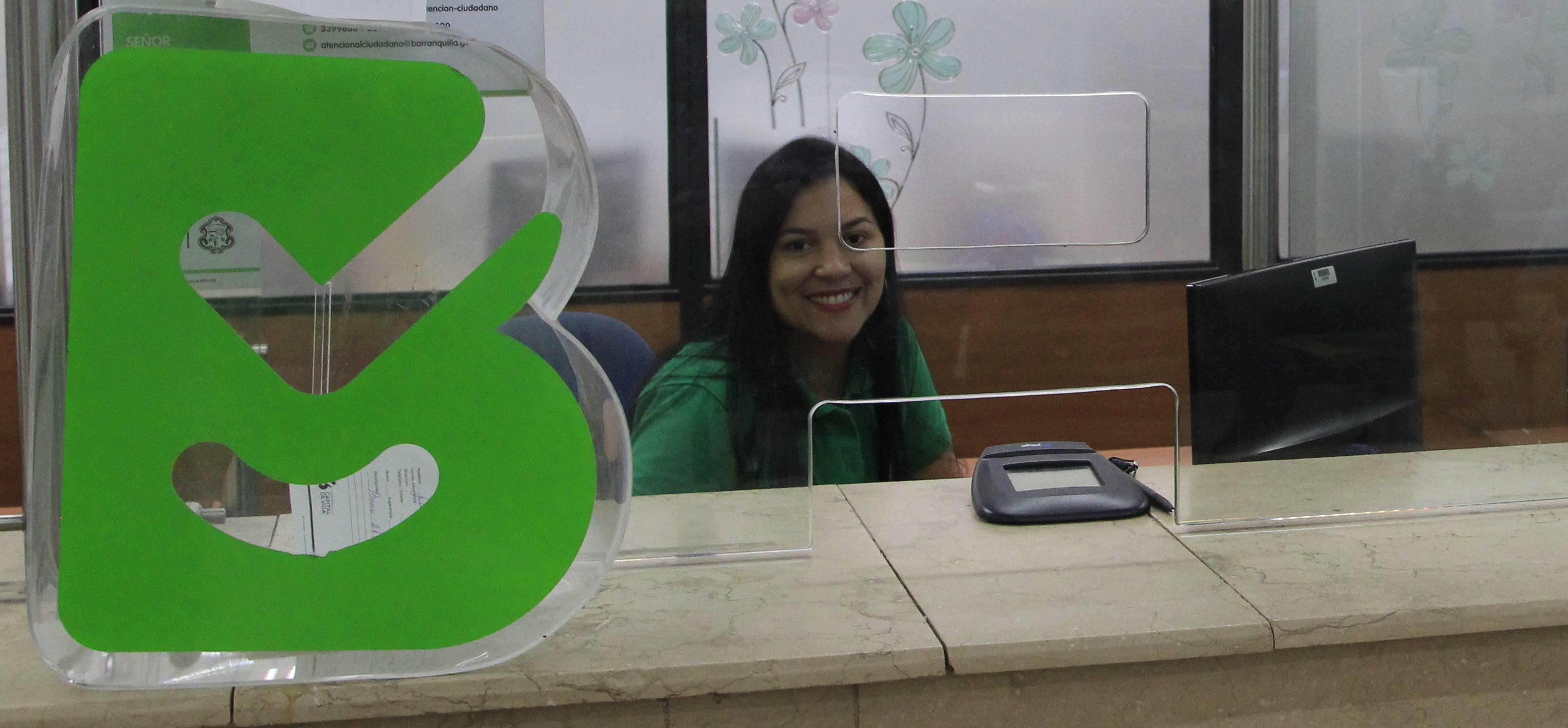 Directorio interno Alcaldía Distrital