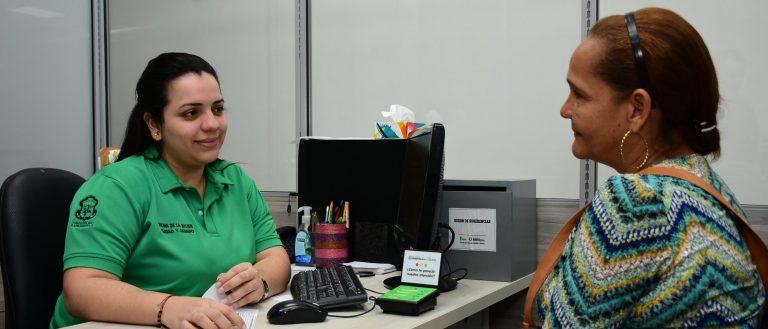 Asesoría jurídica Oficina de la Mujer, Equidad y Género Barranquilla