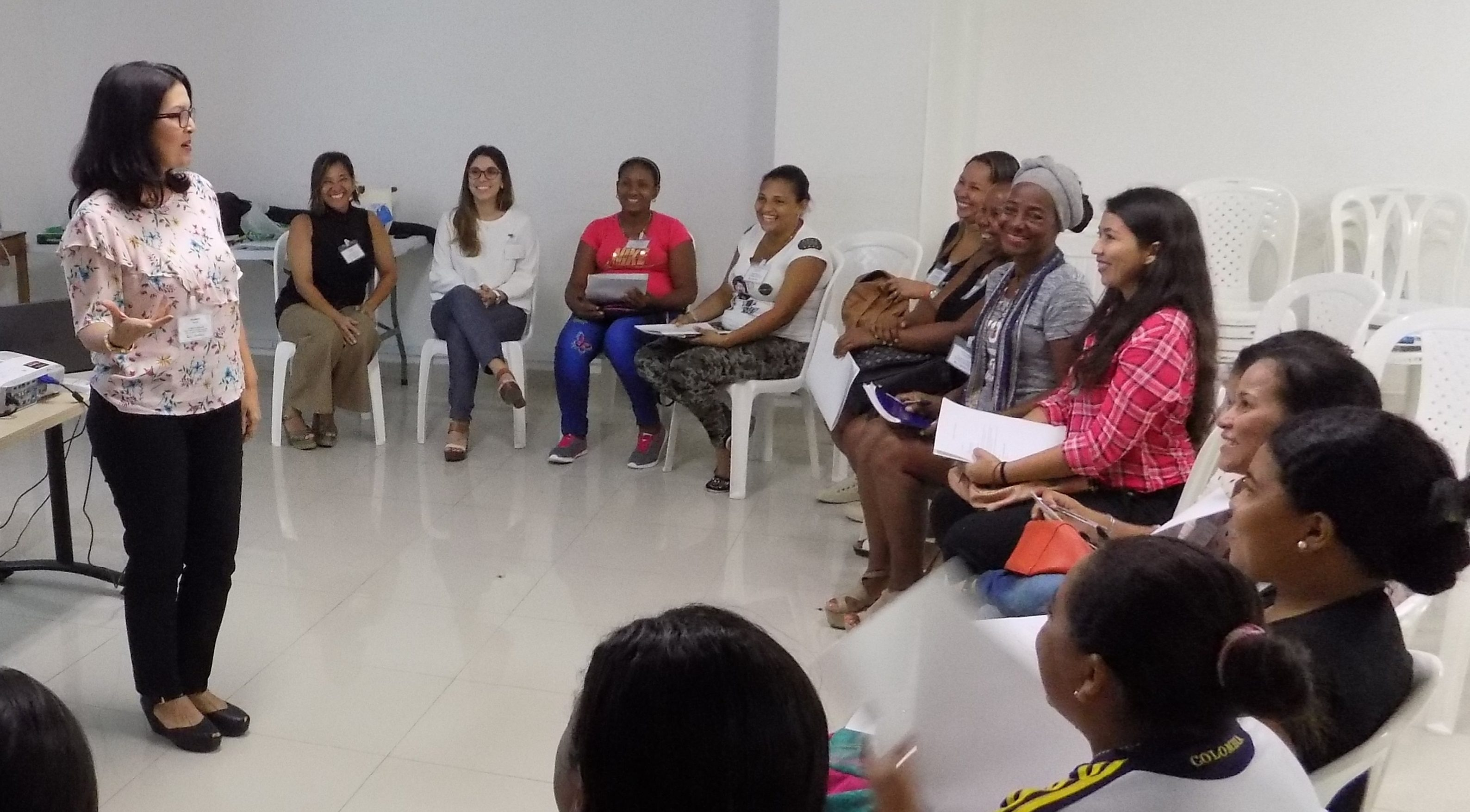 Jornadas de sensibilización Oficina de la Mujer, Equidad y Género Barranquilla