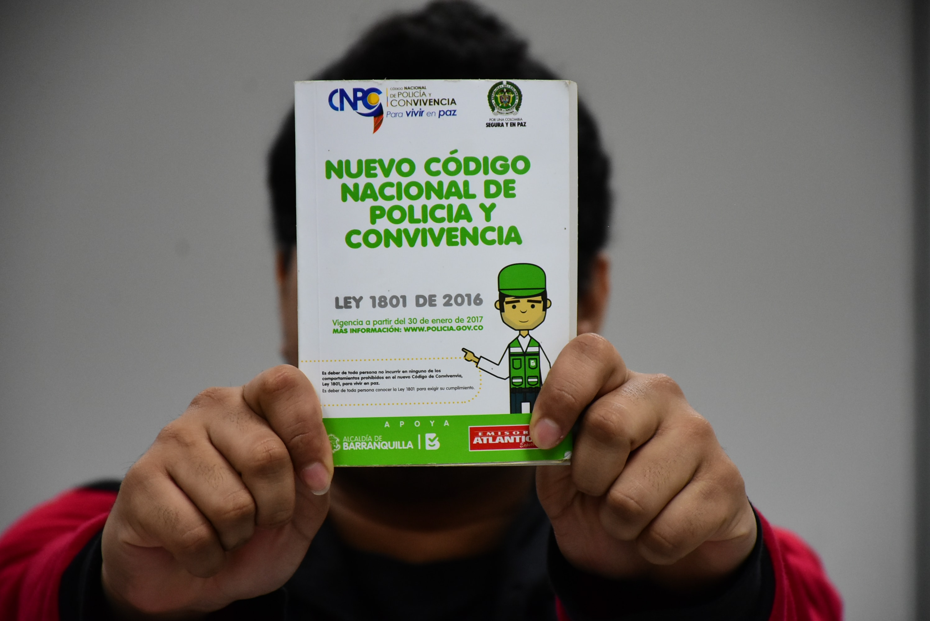 Código de Policía y Convivencia Barranquilla