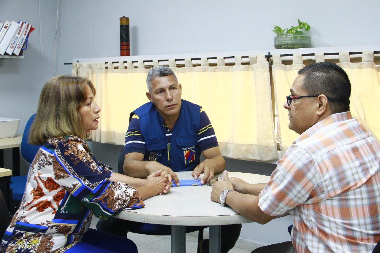 Casa de Justicia - Participación Ciudadana