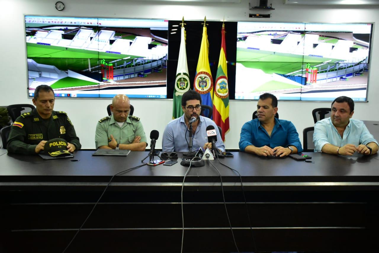 Funciones Secretaría de Gobierno Barranquilla