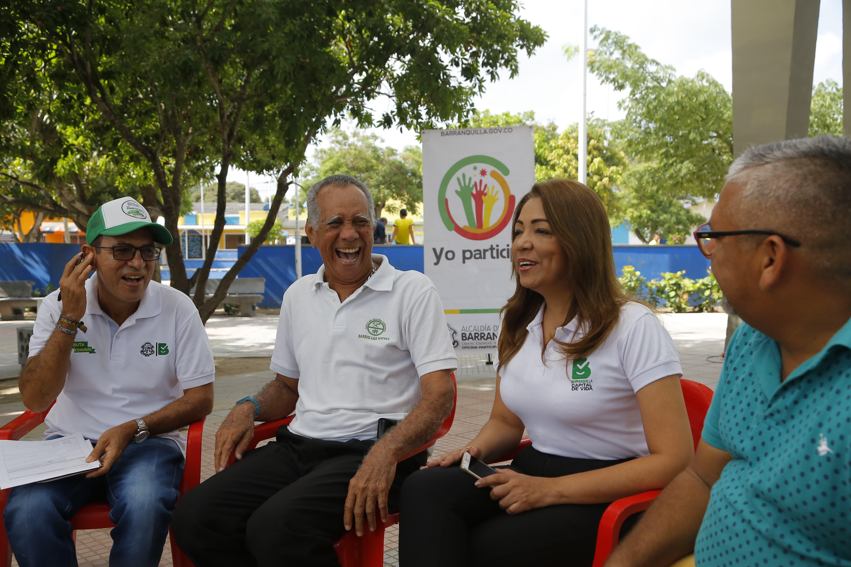 Juntas de Acción Comunal - Participación Ciudadana Barranquilla