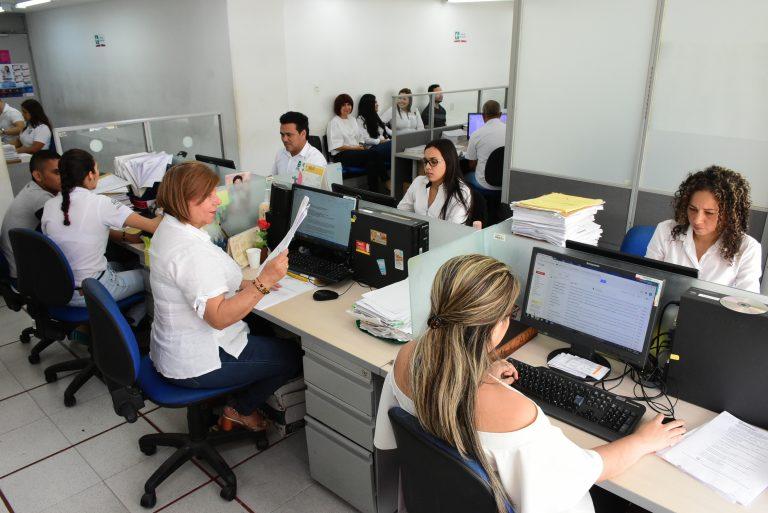 Equipo de trabajo secretaria jurídica