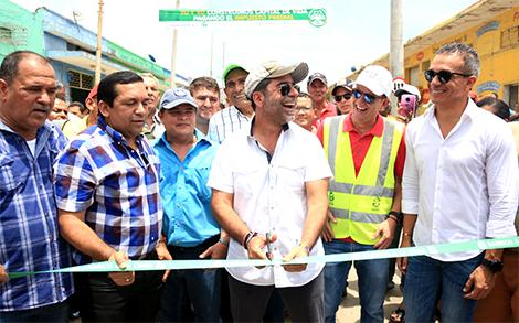 Barrios a la Obra - Obras Públicas