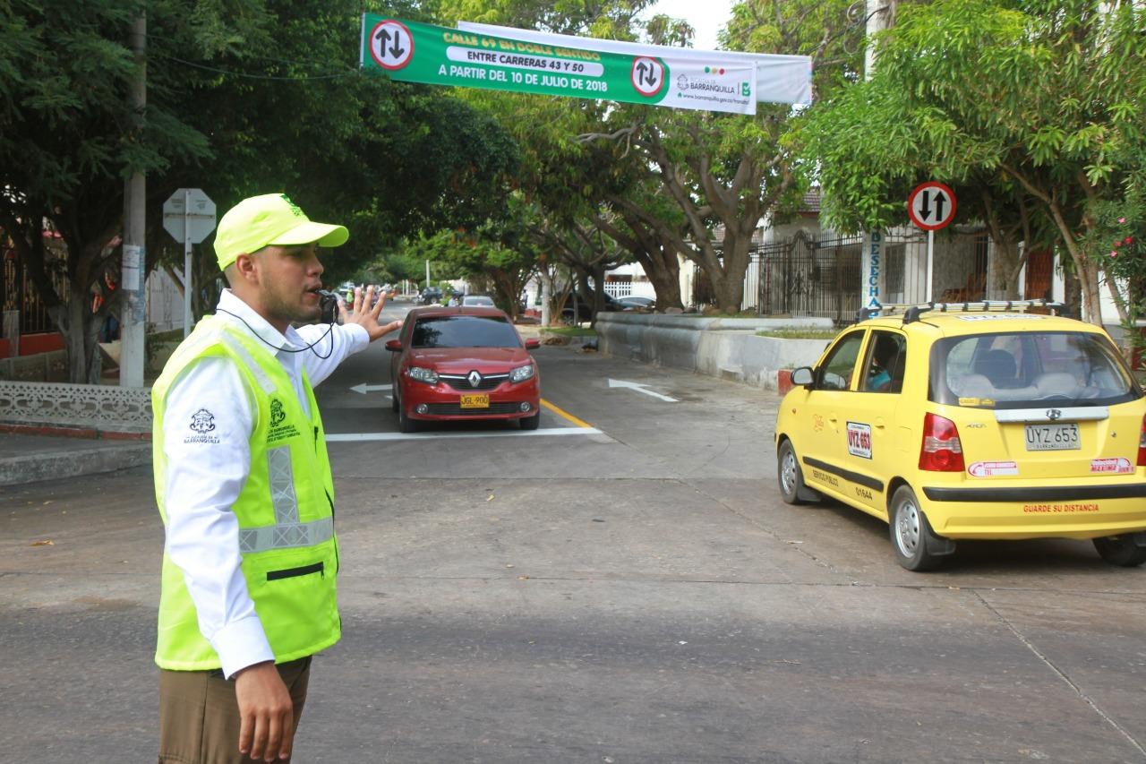 Tránsito y Seguridad Vial