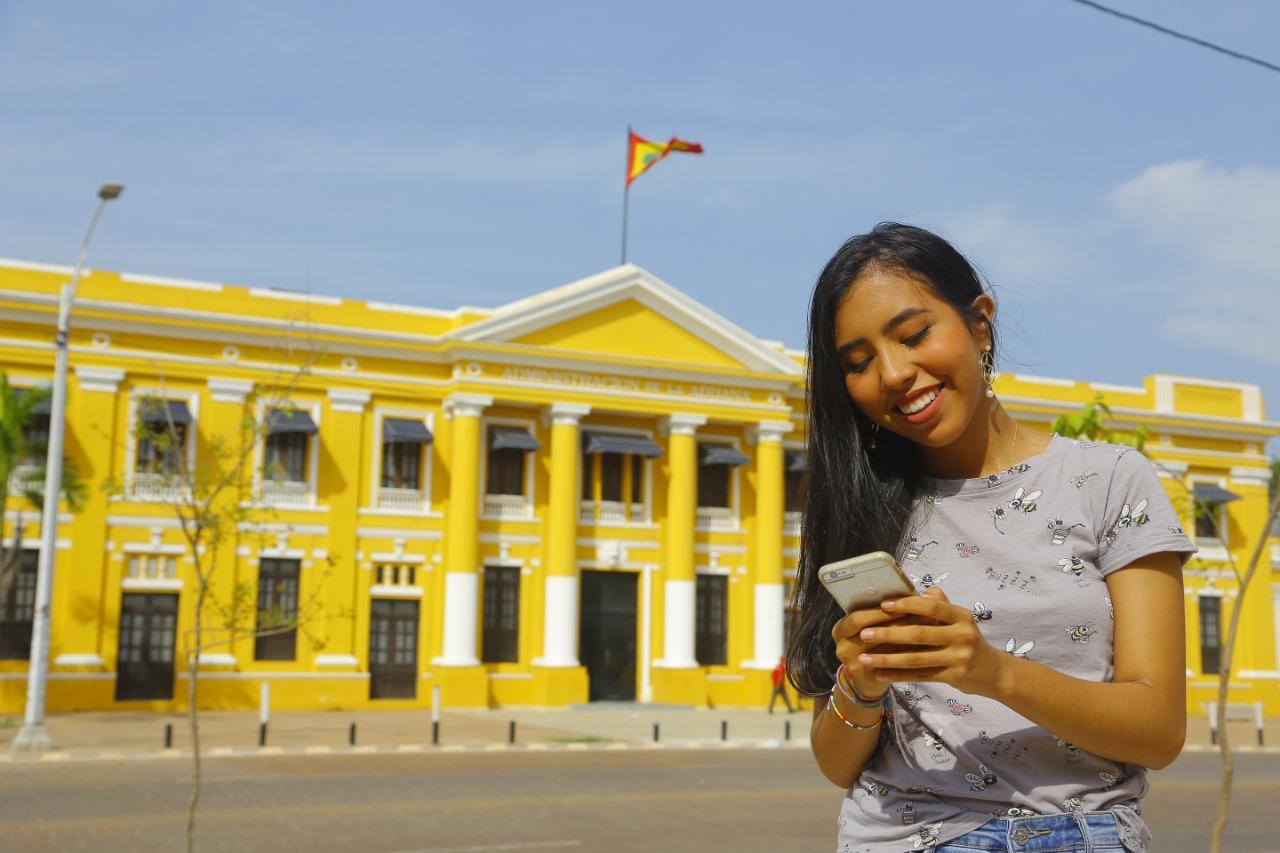 Trámites en línea Barranquilla