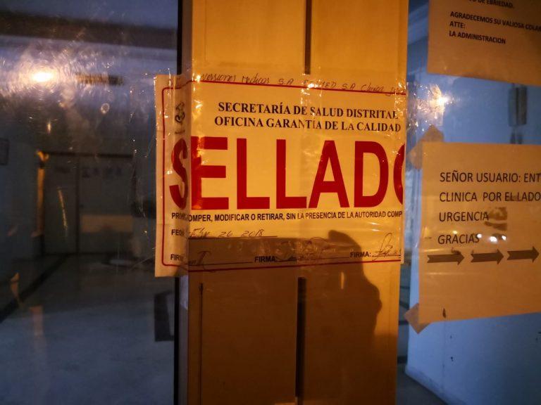 Sellado - Secretaría de Salud