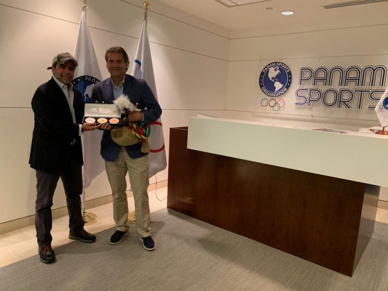 Postulación Barranquilla Juegos Panamericanos 2027