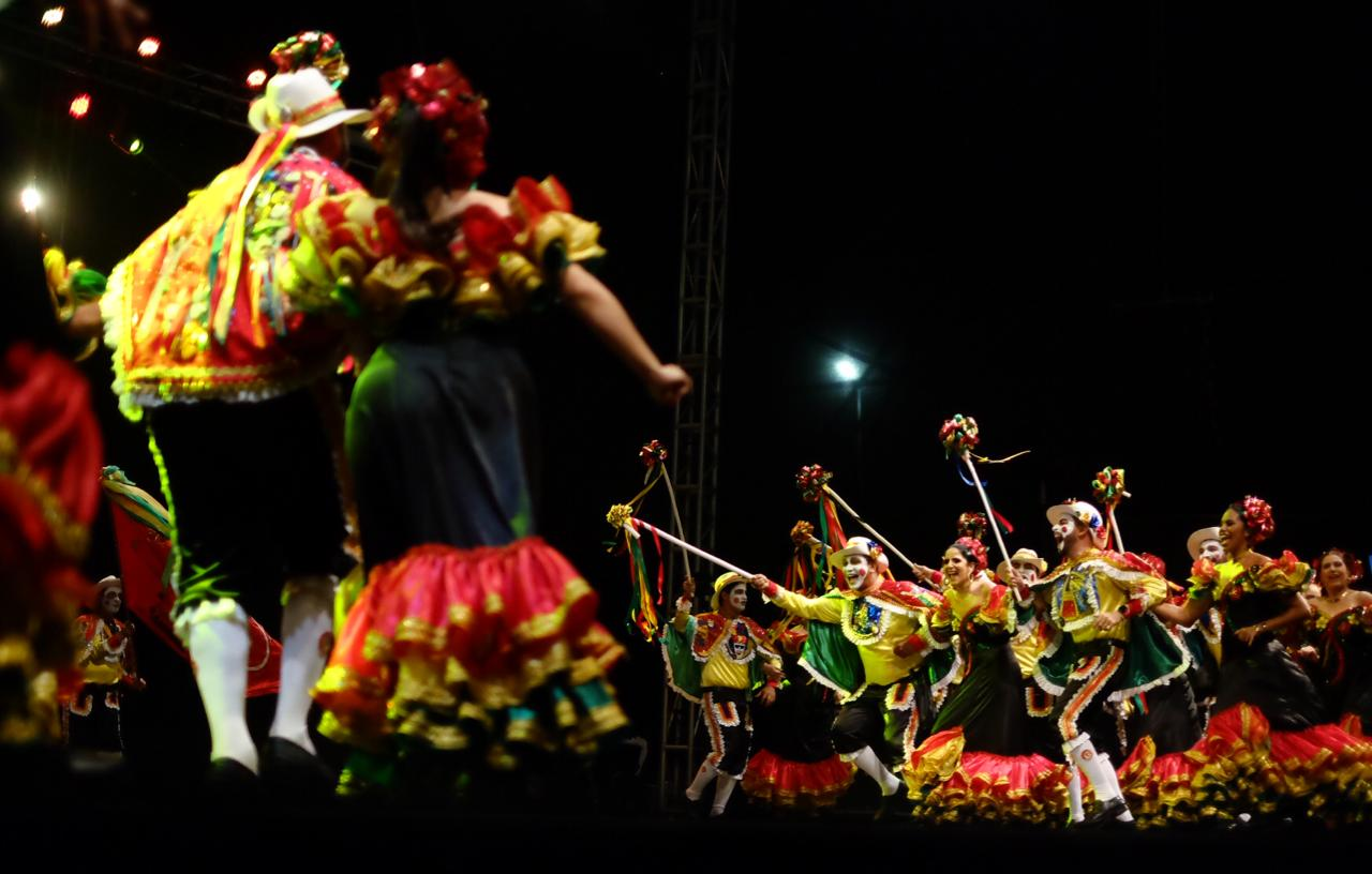 Fiesta de Danzas - Carnaval