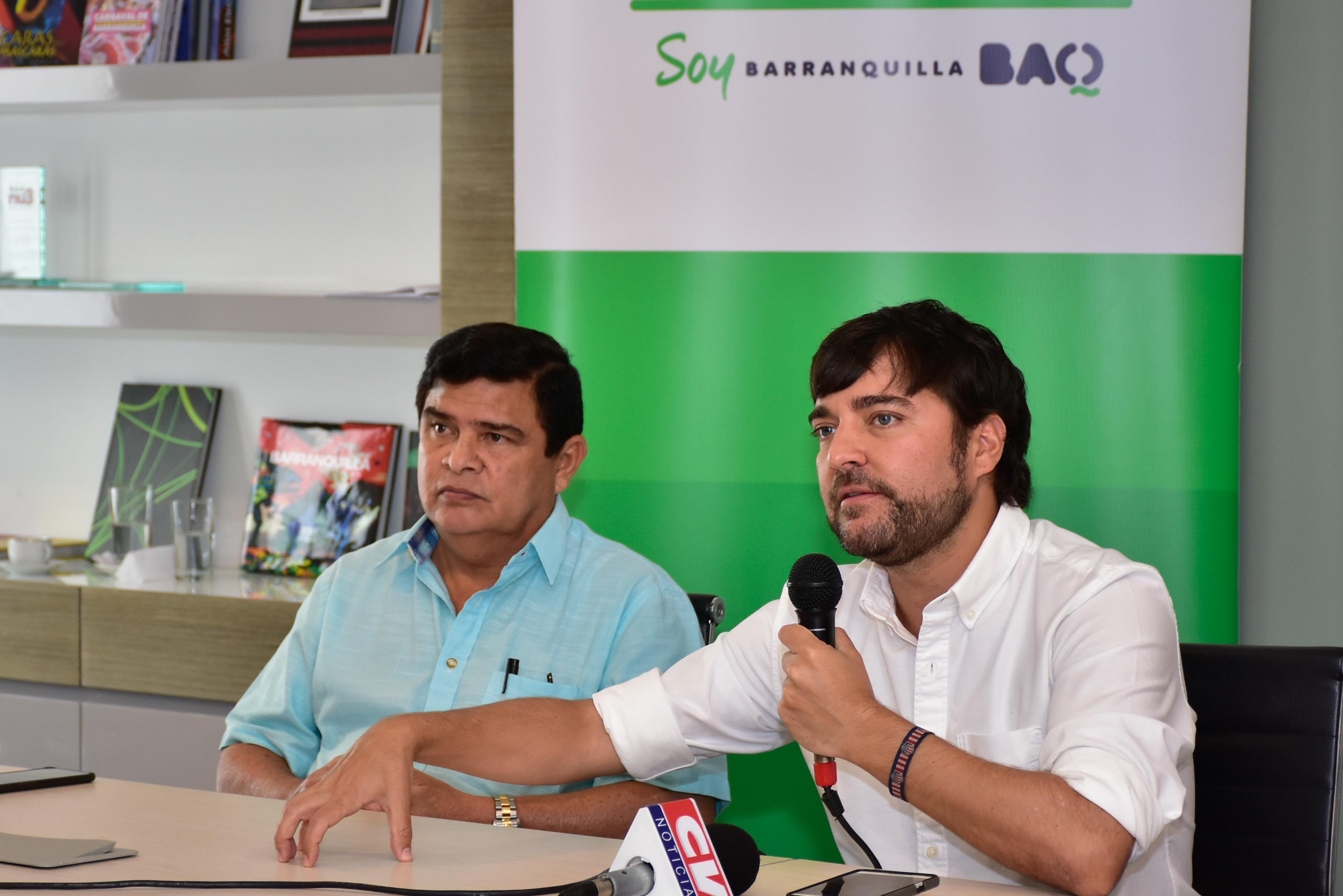 """Resultado de imagen de """"Con Barrios a la Obra seguiremos dignificando la calidad de vida de nuestra gente"""": alcalde Pumarejo"""