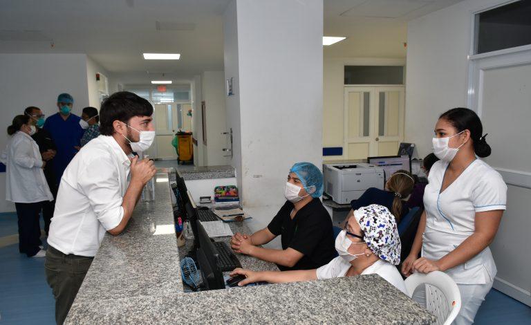 CAMINO Adelita de Char - hospital