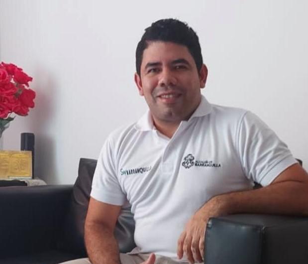 César Morales Técnico Operativo Secretaría Distrital de Gestión Humana